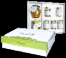 Confezione prodotti sicilia